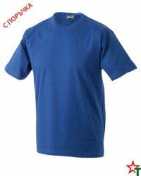Royal Blue Тениска Oval Medium