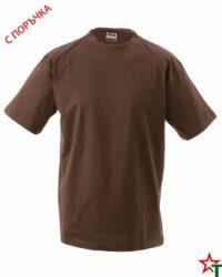 Chocolate Тениска Oval Medium