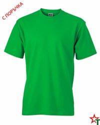 Fern Green Тениска Oval Medium