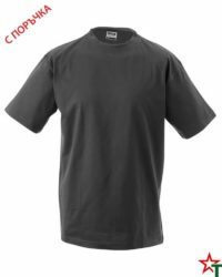 Light Graphite Тениска Oval Medium