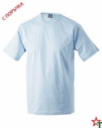Light Blue Тениска Oval Medium