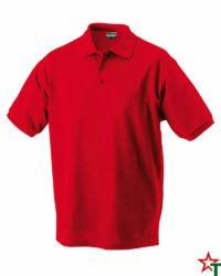 Red Мъжка риза Classic