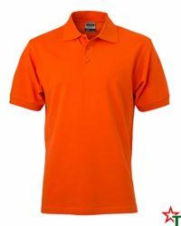 Orange Мъжка риза Classic