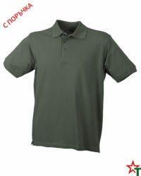 Classic Olive Мъжка риза Classic
