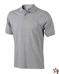 Heather Grey Мъжка риза Classic