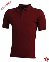 Brickred Мъжка риза Classic
