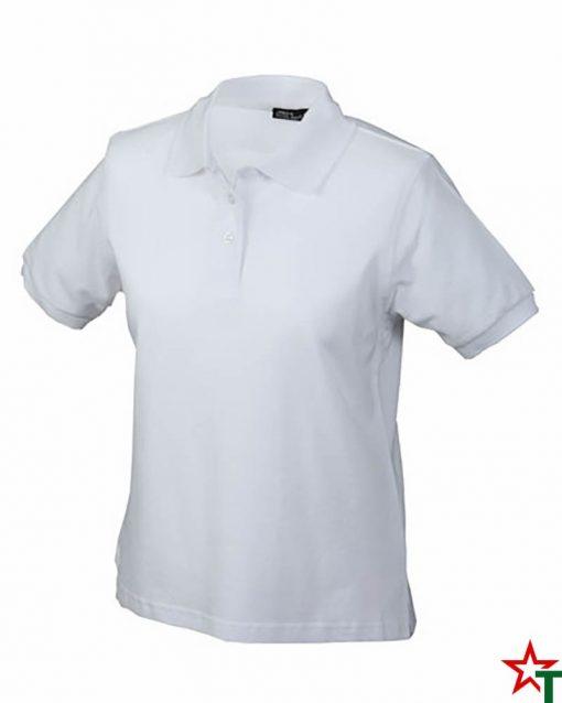 White Дамска риза Lady Classic Polo