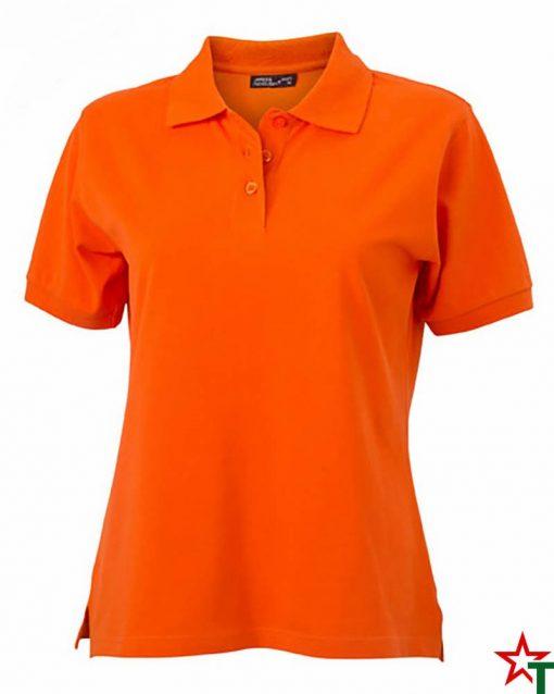 Orange Дамска риза Lady Classic Polo