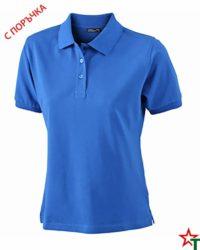 Royal Blue Дамска риза Lady Classic Polo