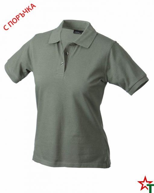 Classic Olive Дамска риза Lady Classic Polo