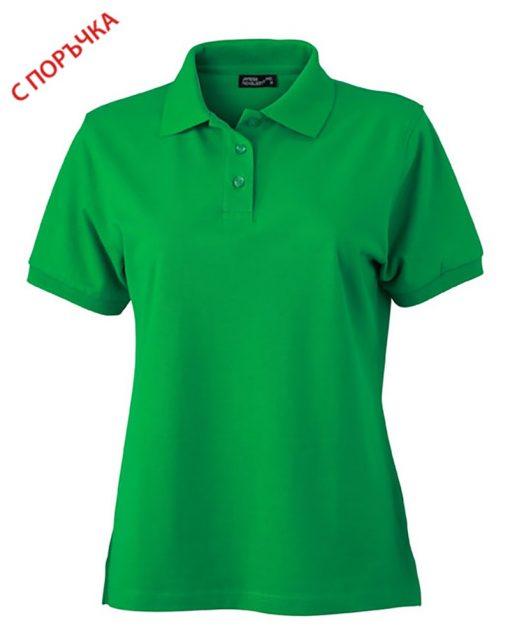 Fern Green Дамска риза Lady Classic Polo