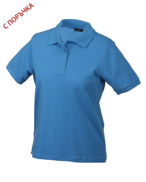 Midblue Дамска риза Lady Classic Polo