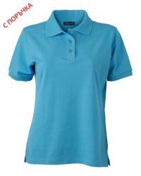 Sky Blue Дамска риза Lady Classic Polo