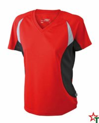 Red-Black Дамска спортна тениска Lady Run