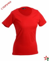 Red Дамска тениска Simpala