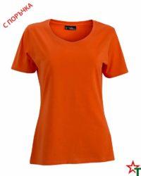Orange Дамска тениска Simpala