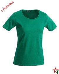 Kelly Green Дамска тениска Simpala