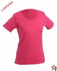 Fuchsia Дамска тениска Simpala