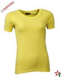 Yellow Дамска тениска Simpala