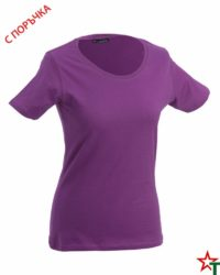 Light Purple Дамска тениска Simpala