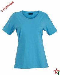 Sky Blue Дамска тениска Simpala
