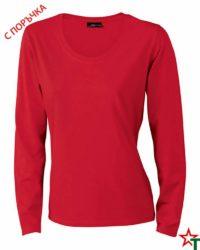 Red Дамска тениска Silva Long Medium