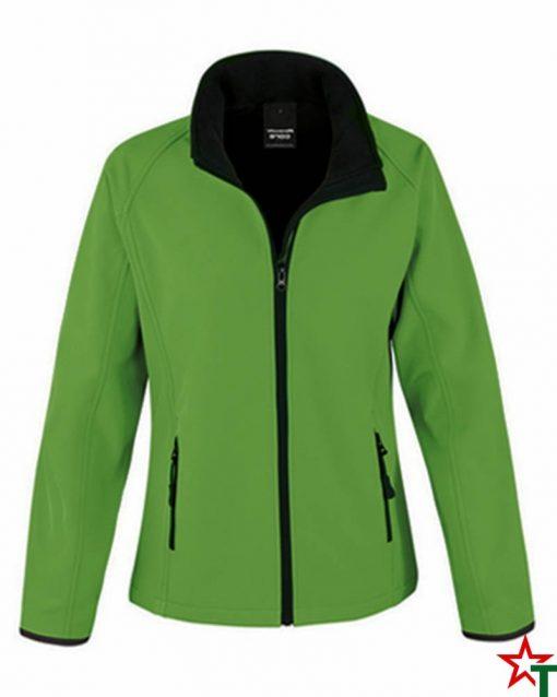 Lime-Black Дамско яке Lola