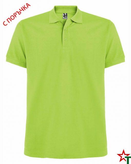 Lime Мъжка риза Estarell