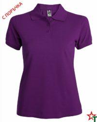Purple Дамска риза Esterella