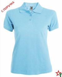 Sky Blue Дамска риза Esterella
