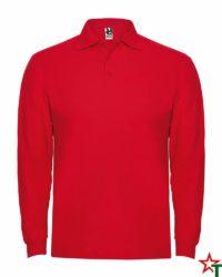 Red Мъжка риза Lester Long