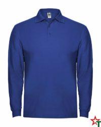 Royal Blue Мъжка риза Lester Long