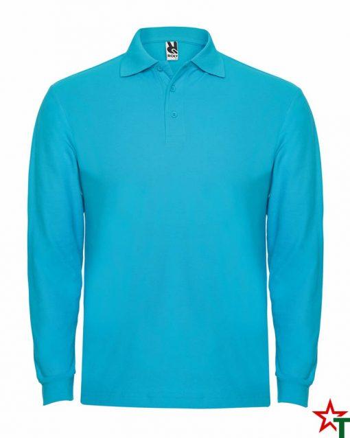 Azure Blue Мъжка риза Lester Long