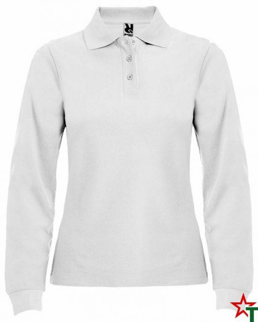 White Дамска риза Chitta Long