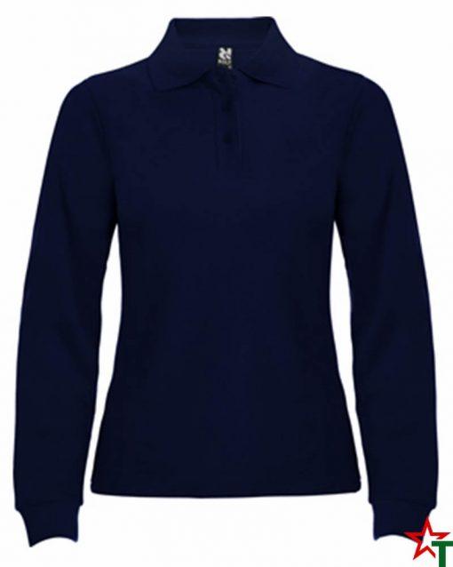 Deep Navy Дамска риза Chitta Long