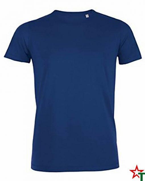 Royal Blue Мъжка тениска Stanley Organic