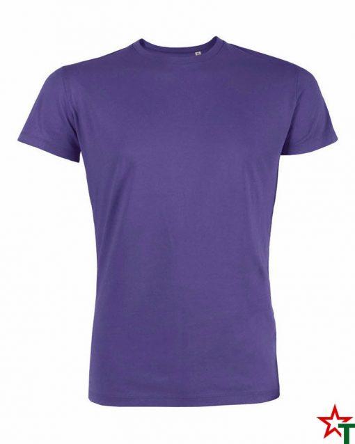 Purple Мъжка тениска Stanley Lander