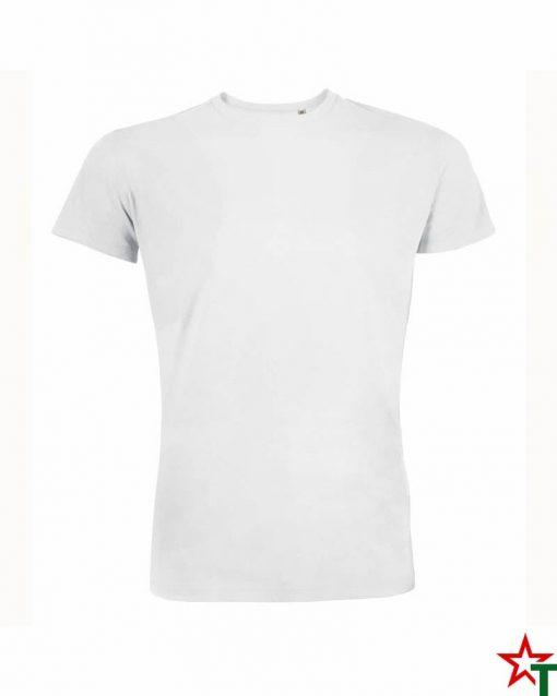White Мъжка тениска Stanley Organic