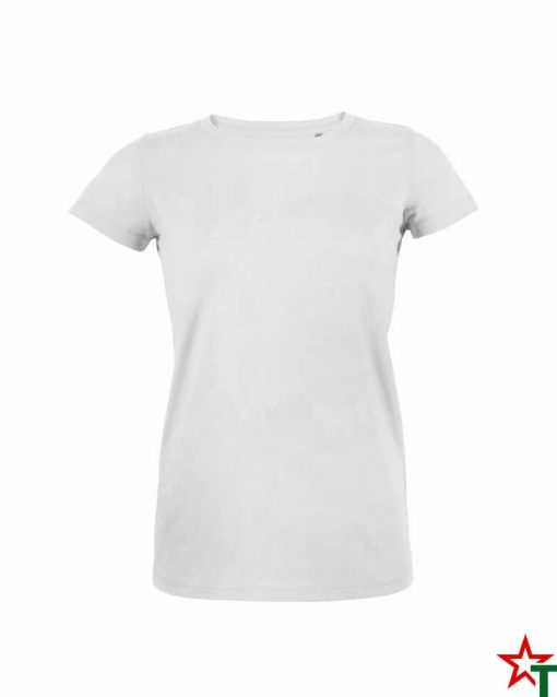 White Дамска тениска Stella Organic