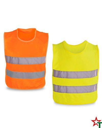 455-1 Детска светлоотразителна жилетка
