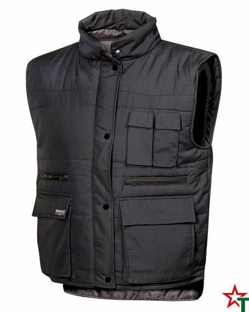 Black Работен елек Body Warmer 35-65
