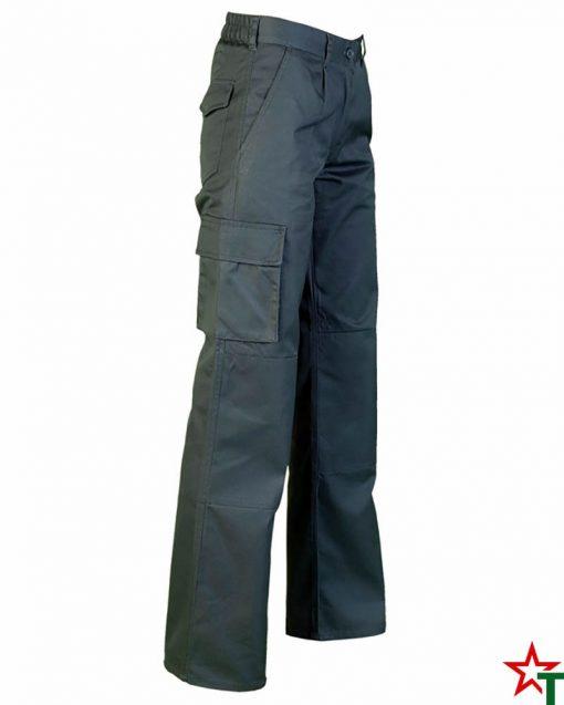 Light Graphite Дамски работен панталон Dialis