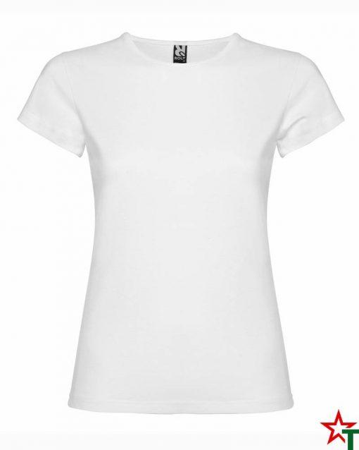 White Дамска тениска Baly