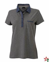 Дамска риза Lady Polo Denim