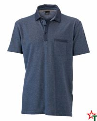 Мъжка риза Men Polo Denim
