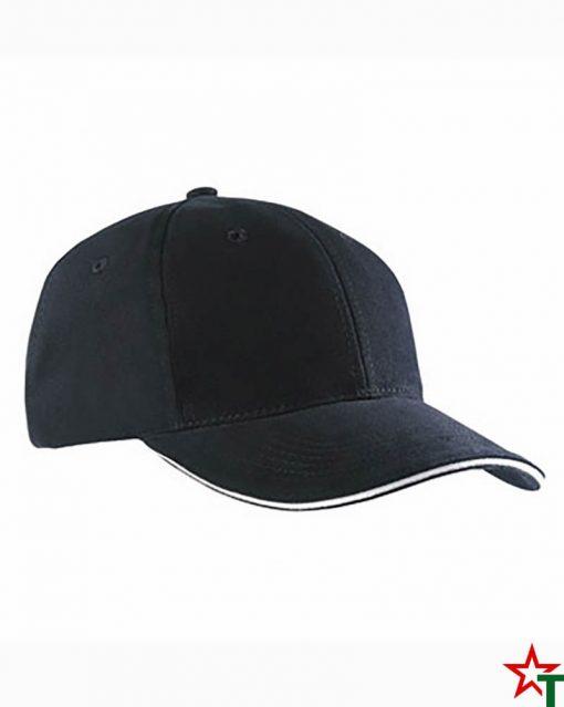 Шест панелна шапка Sandwich Cap