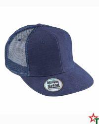 Шест панелна шапка Flat Peak Cap