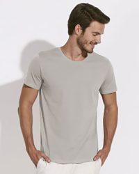 Grey Violet Мъжка тениска Stanley Leads Fit