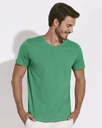 Vivid Green Мъжка тениска Stanley Leads Fit