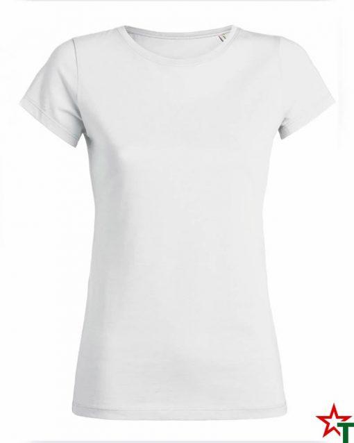 White Дамска тениска Wants